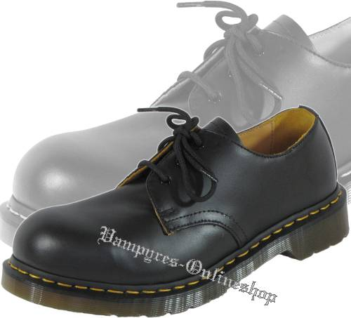 dr martens 3 loch bfh 1925 schwarz docs schuhe boots mit. Black Bedroom Furniture Sets. Home Design Ideas