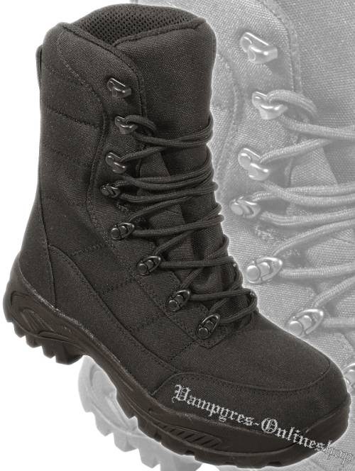 By MMB Assault Boot Schwarz Security Stiefel Boots