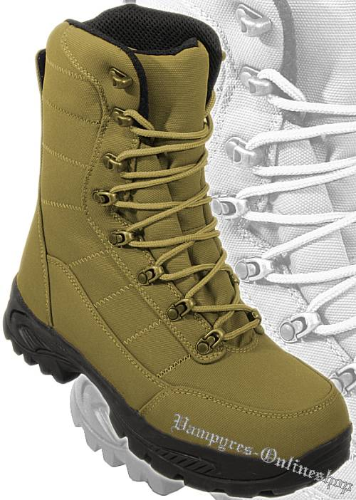 By MMB Assault Boot Coyote Security Stiefel Boots