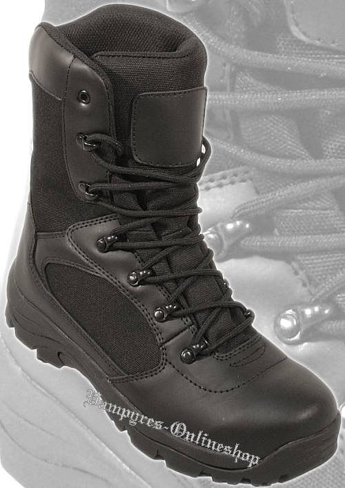 By MMB Tactical Boot Schwarz Security Stiefel Boots