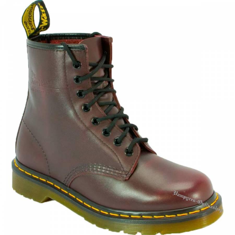 Dr. Martens 1460 Red Vintage 11821602 Docs Boots