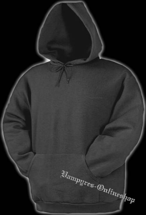 Fruit Of The Loom Hooded Sweatshirt Schwarz