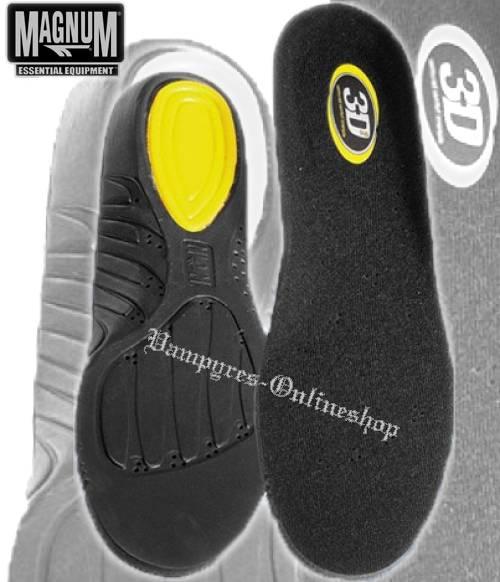 Hi-Tec Magnum 3D2 Einlegesohle / Fußbett