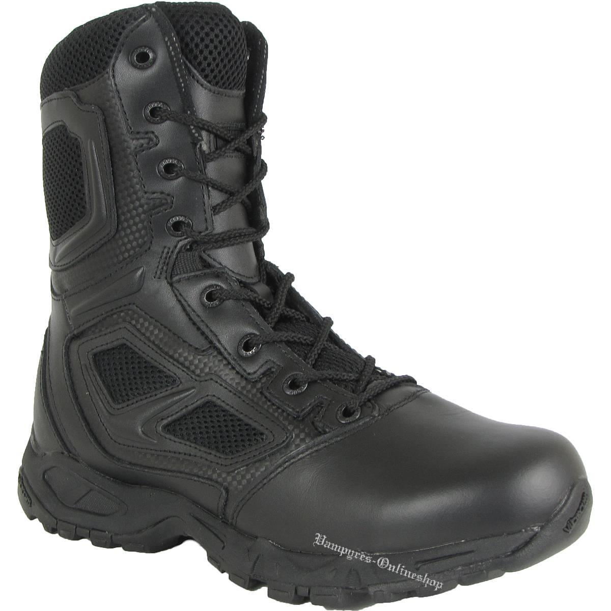 Magnum (Hi-Tec) Elite Spider 8.0 Schwarz Stiefel Boots