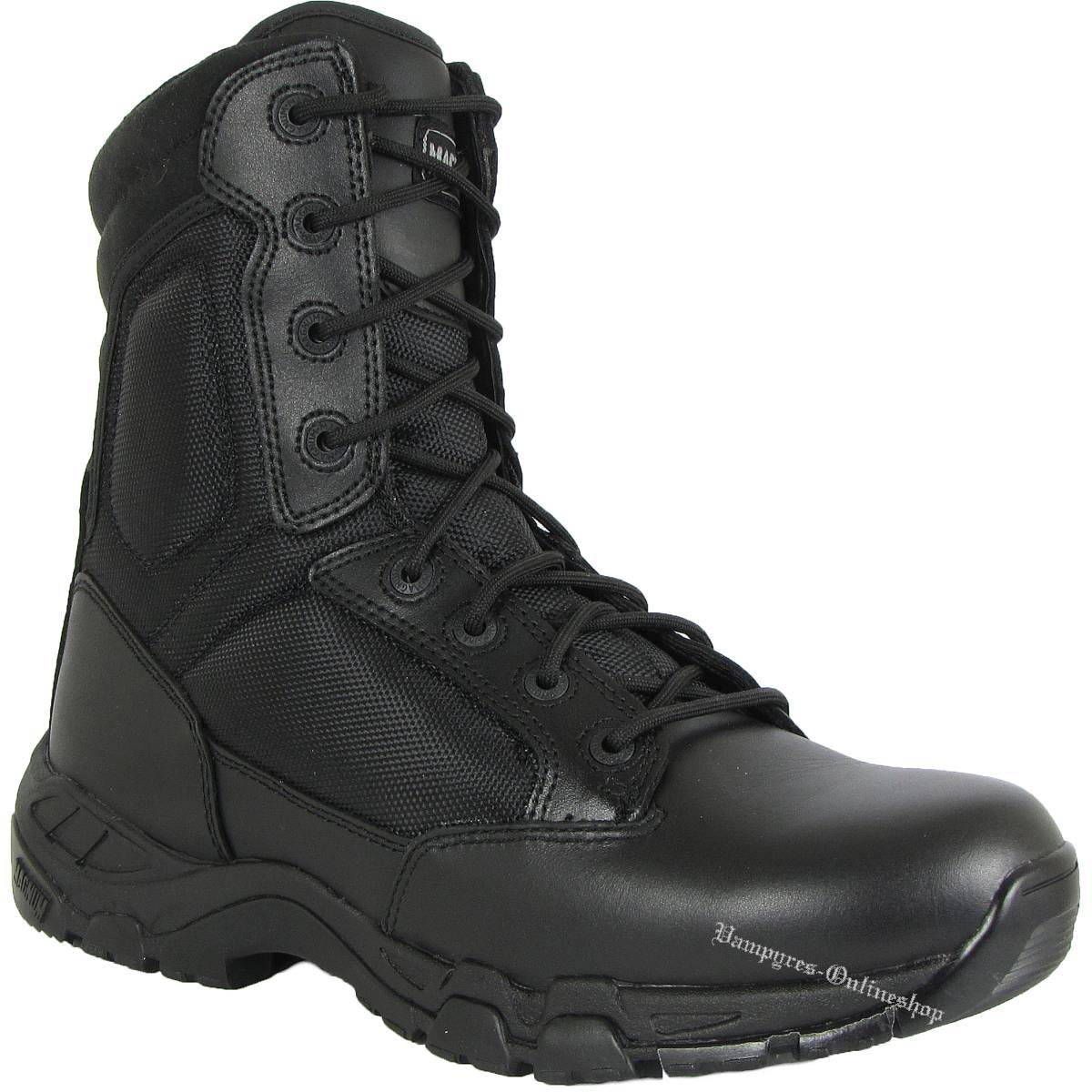 Magnum (Hi-Tec) Viper Pro 8.0 SZ Side-Zip Schwarz Schuhe Boots