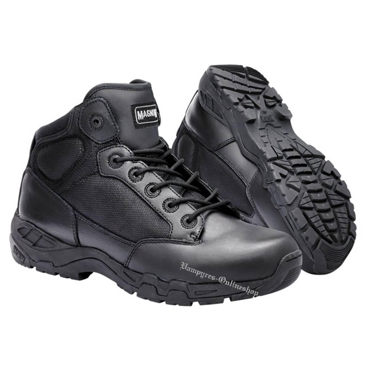 Hi-Tec Magnum Viper Pro 5.0 WP Schwarz Schuhe Boots