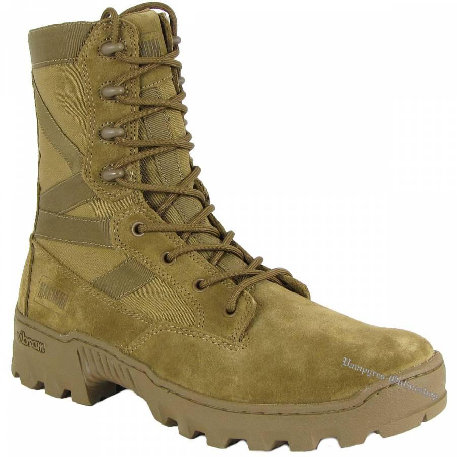 Magnum (Hi-Tec) Spartan XTB Coyote Schuhe Boots
