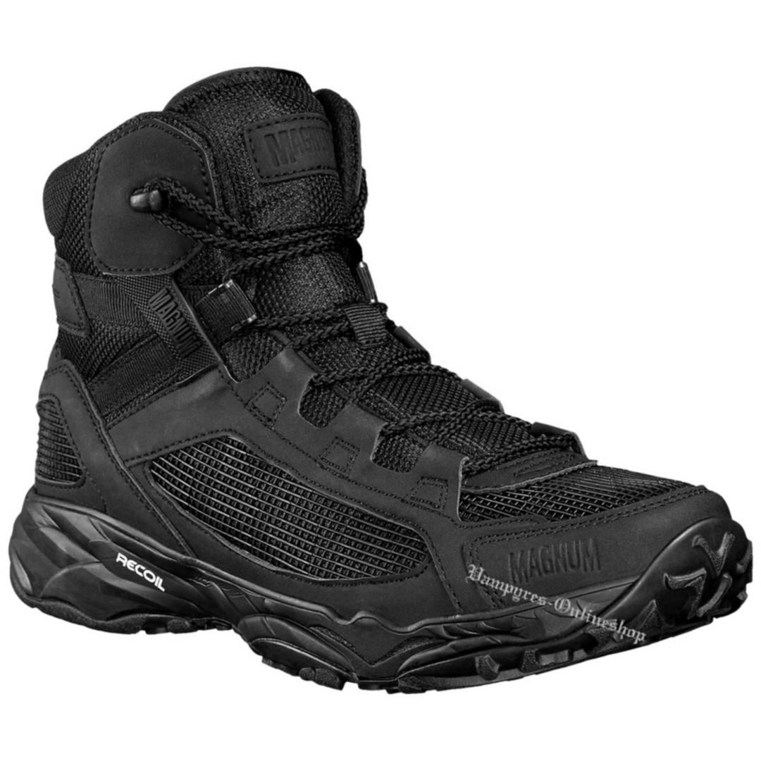 Magnum (Hi-Tec) Assault Tactical 5.0 Schwarz Stiefel Boots